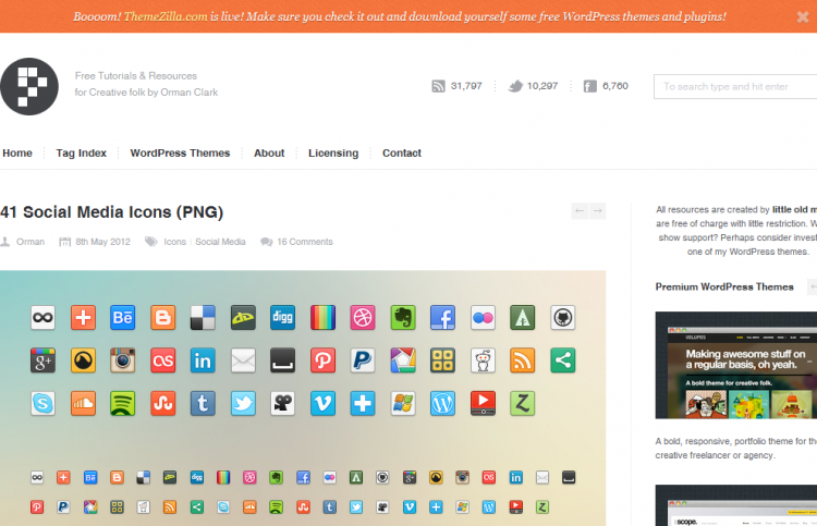 41 Free Social Media Networking Icons